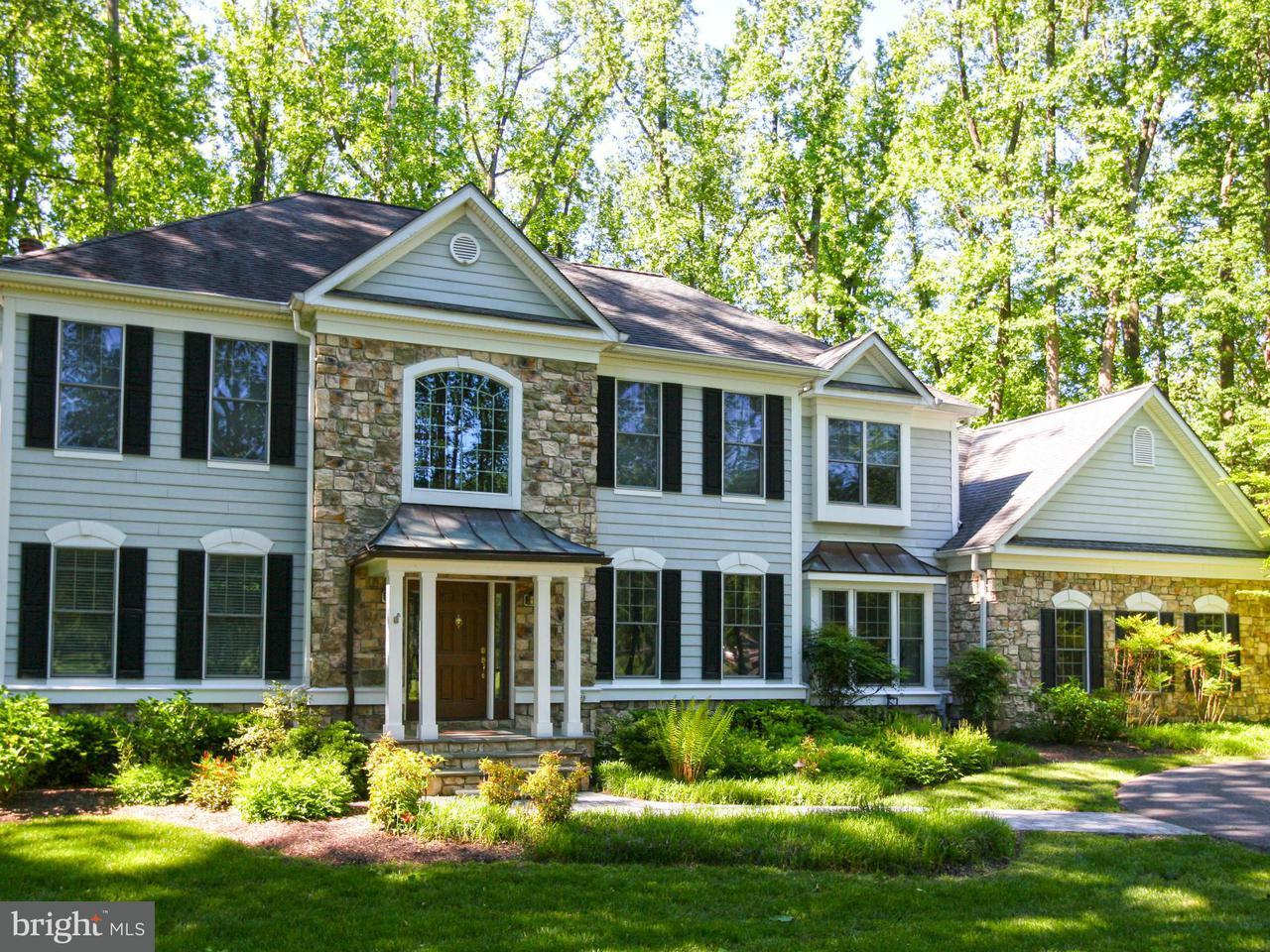 Maison unifamiliale pour l Vente à 321 KYLE Road 321 KYLE Road Crownsville, Maryland 21032 États-Unis