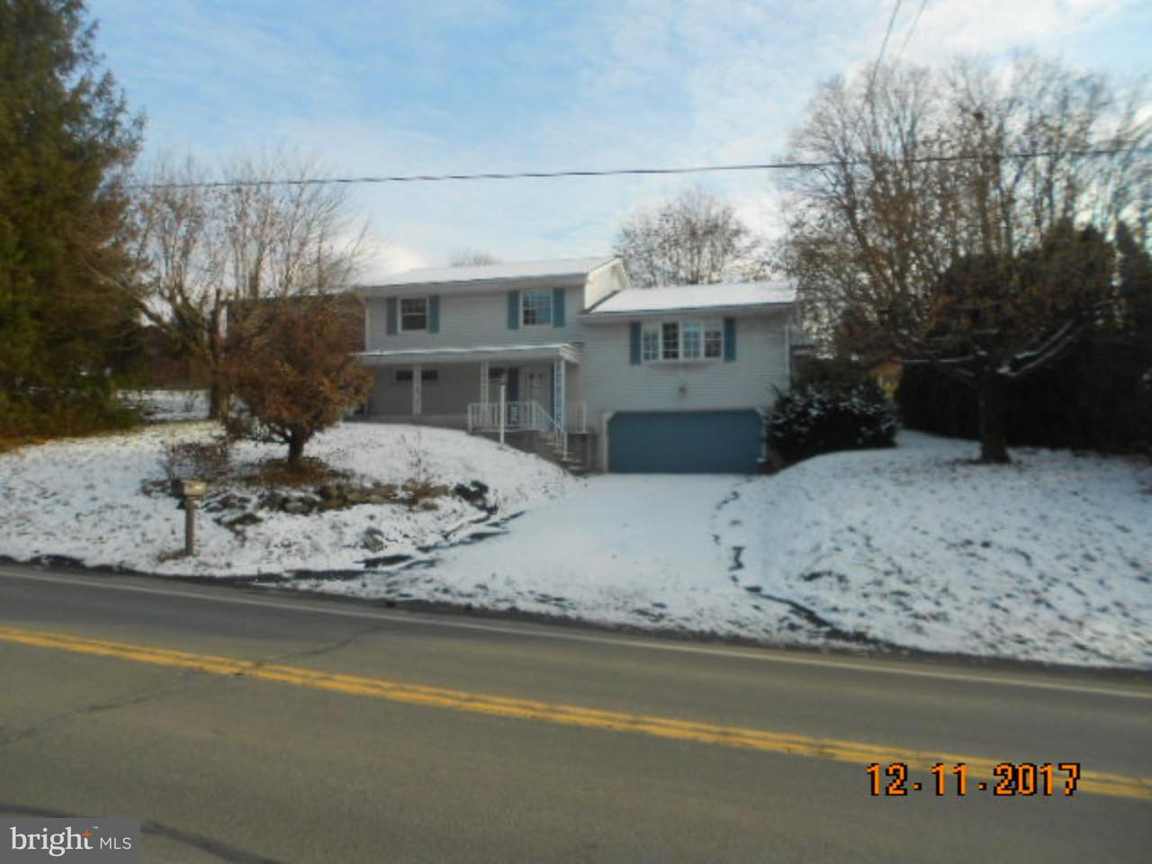 Частный односемейный дом для того Продажа на 1354 BUNTING Street Minersville, Пенсильвания 17901 Соединенные Штаты