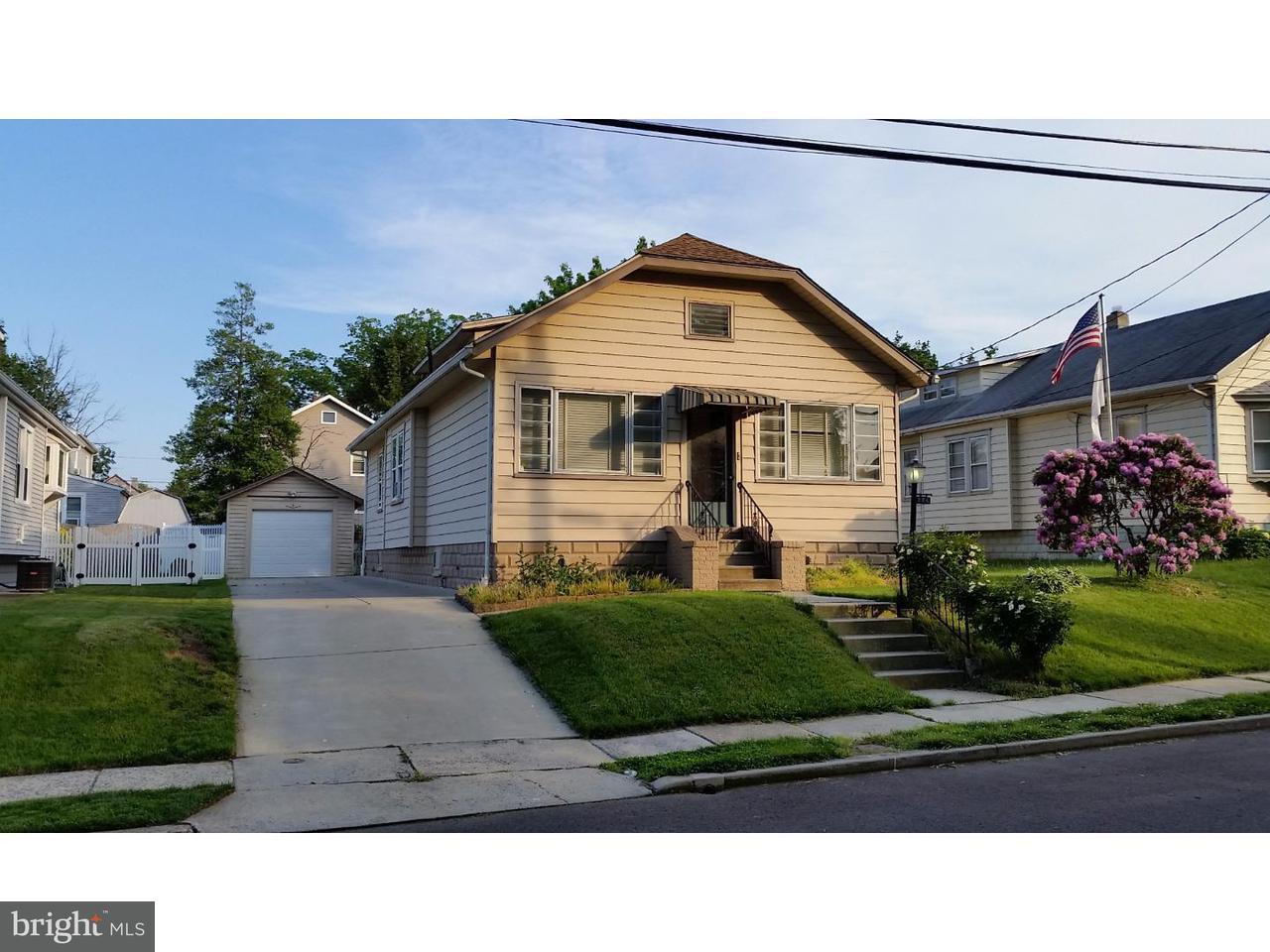 Casa unifamiliar adosada (Townhouse) por un Alquiler en 104 E CLINTON Avenue Haddon Township, Nueva Jersey 08107 Estados Unidos