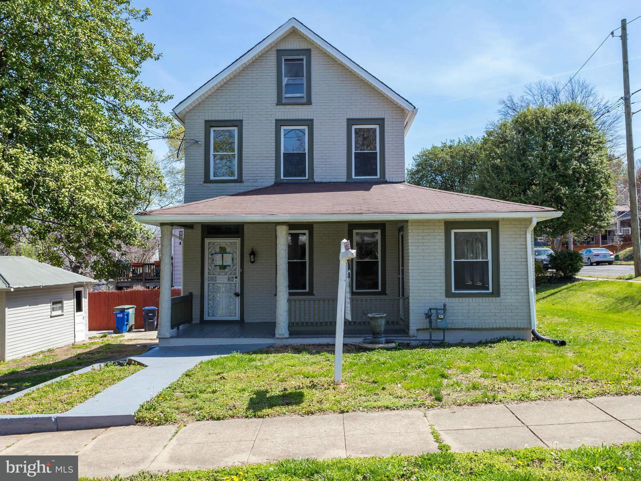 Single Family Home for Sale at 3301 17TH ST NE 3301 17TH ST NE Washington, District Of Columbia 20018 United States