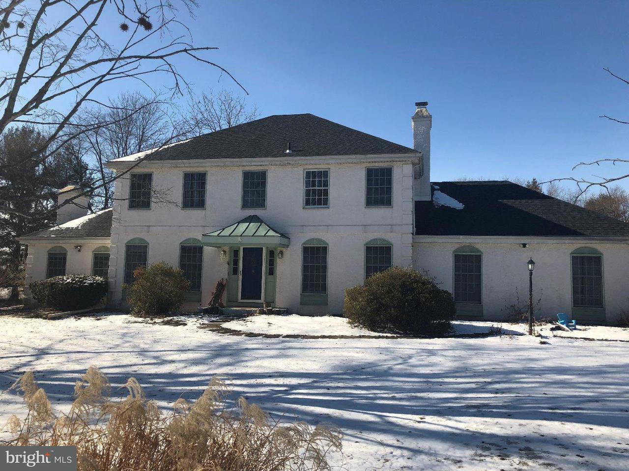 Casa Unifamiliar por un Alquiler en 277 LONGVIEW Lane Kennett Square, Pennsylvania 19348 Estados Unidos