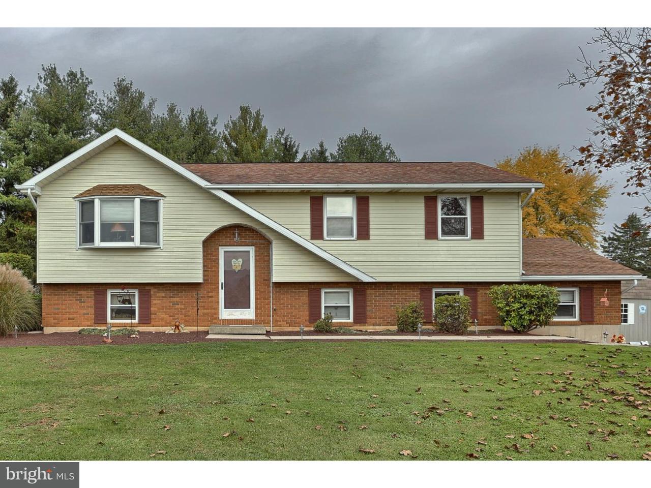 Частный односемейный дом для того Продажа на 331 LINDEN Road Mertztown, Пенсильвания 19539 Соединенные Штаты