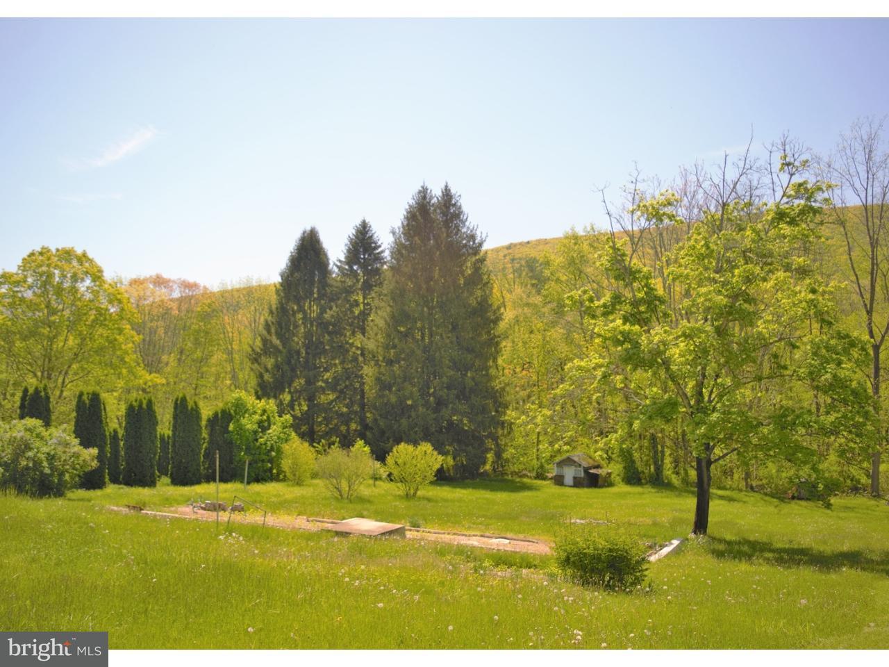 Частный односемейный дом для того Продажа на 697 HIGH Road Ashland, Пенсильвания 17921 Соединенные Штаты