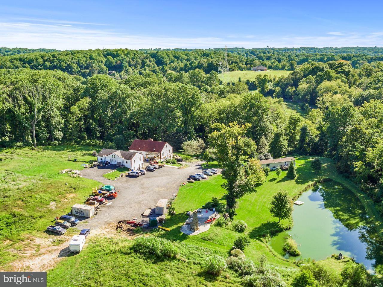獨棟家庭住宅 為 出售 在 3236 Granite Road 3236 Granite Road Woodstock, 馬里蘭州 21163 美國