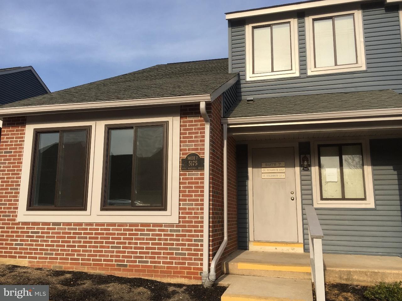 Частный односемейный дом для того Продажа на 5175 W WOODMILL DR #7 Marshallton, Делавэр 19808 Соединенные Штаты