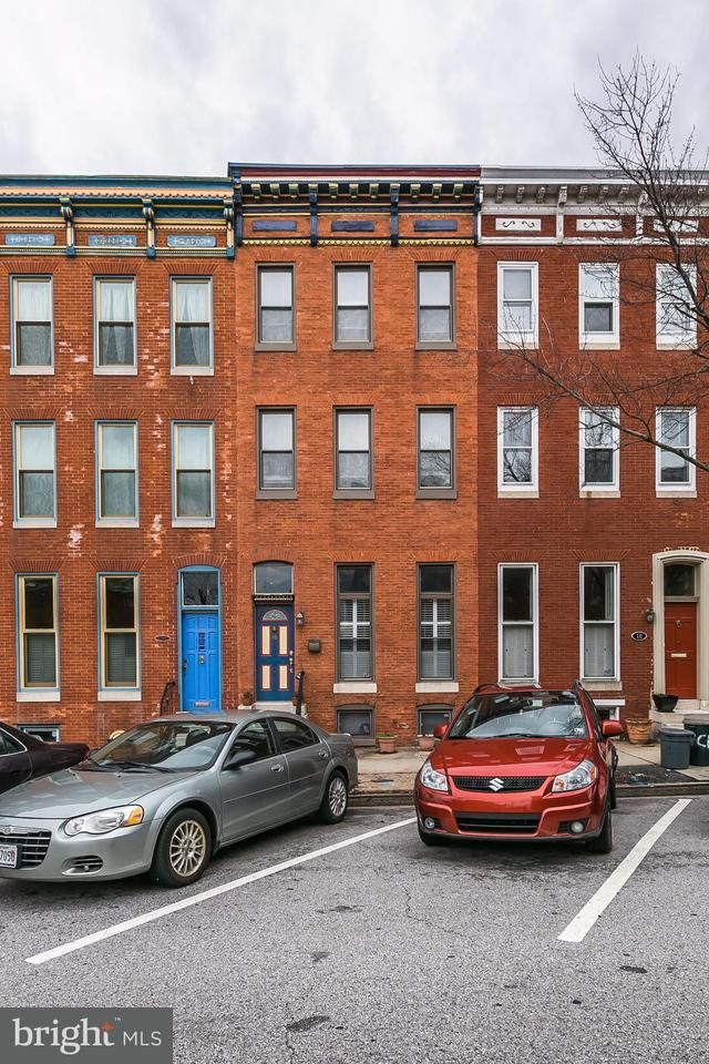 Other Residential for Rent at 16 Chester St N Baltimore, Maryland 21231 United States