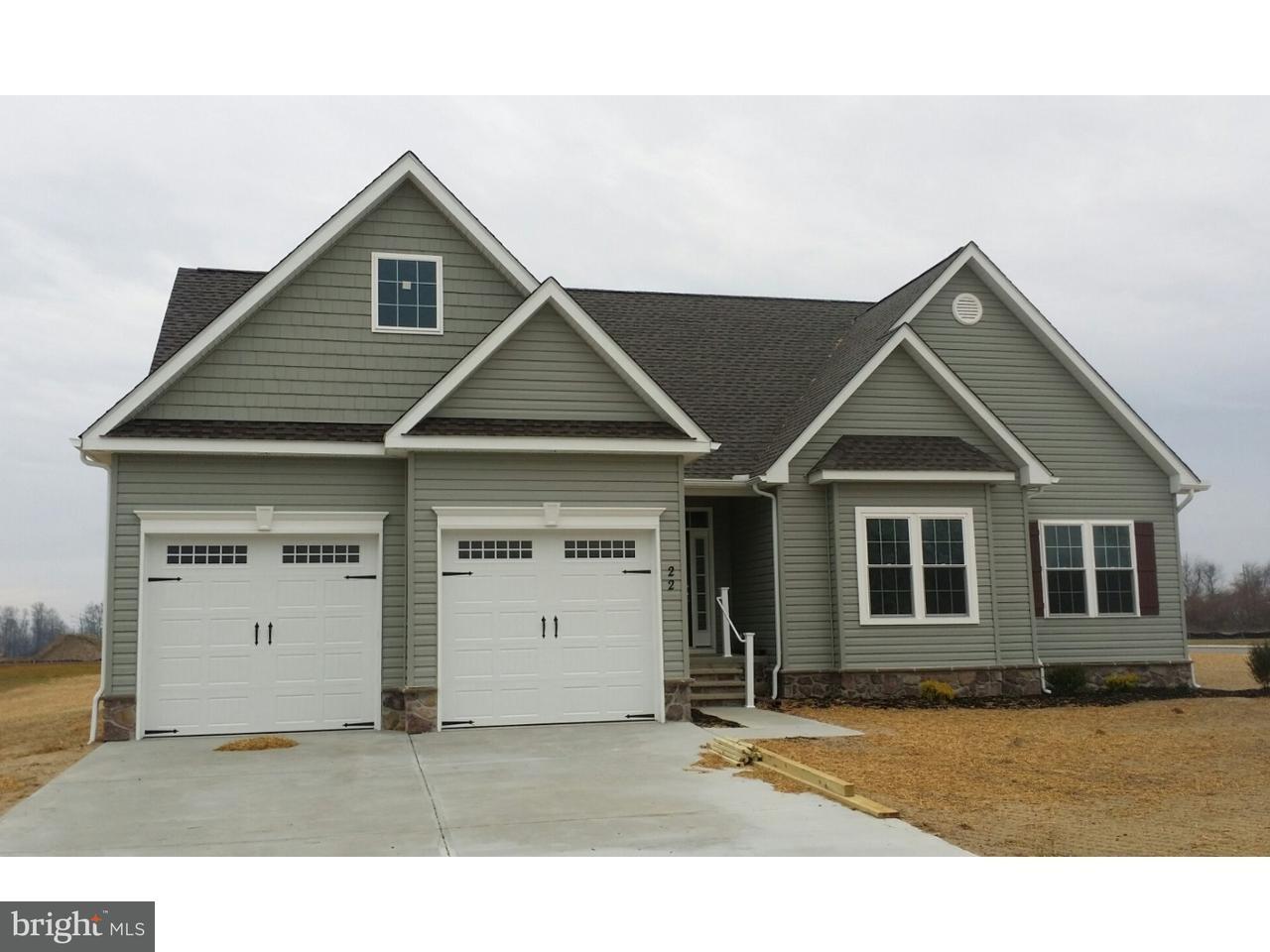 Einfamilienhaus für Verkauf beim 22 MCEWEN Drive Greenwood, Delaware 19950 Vereinigte Staaten