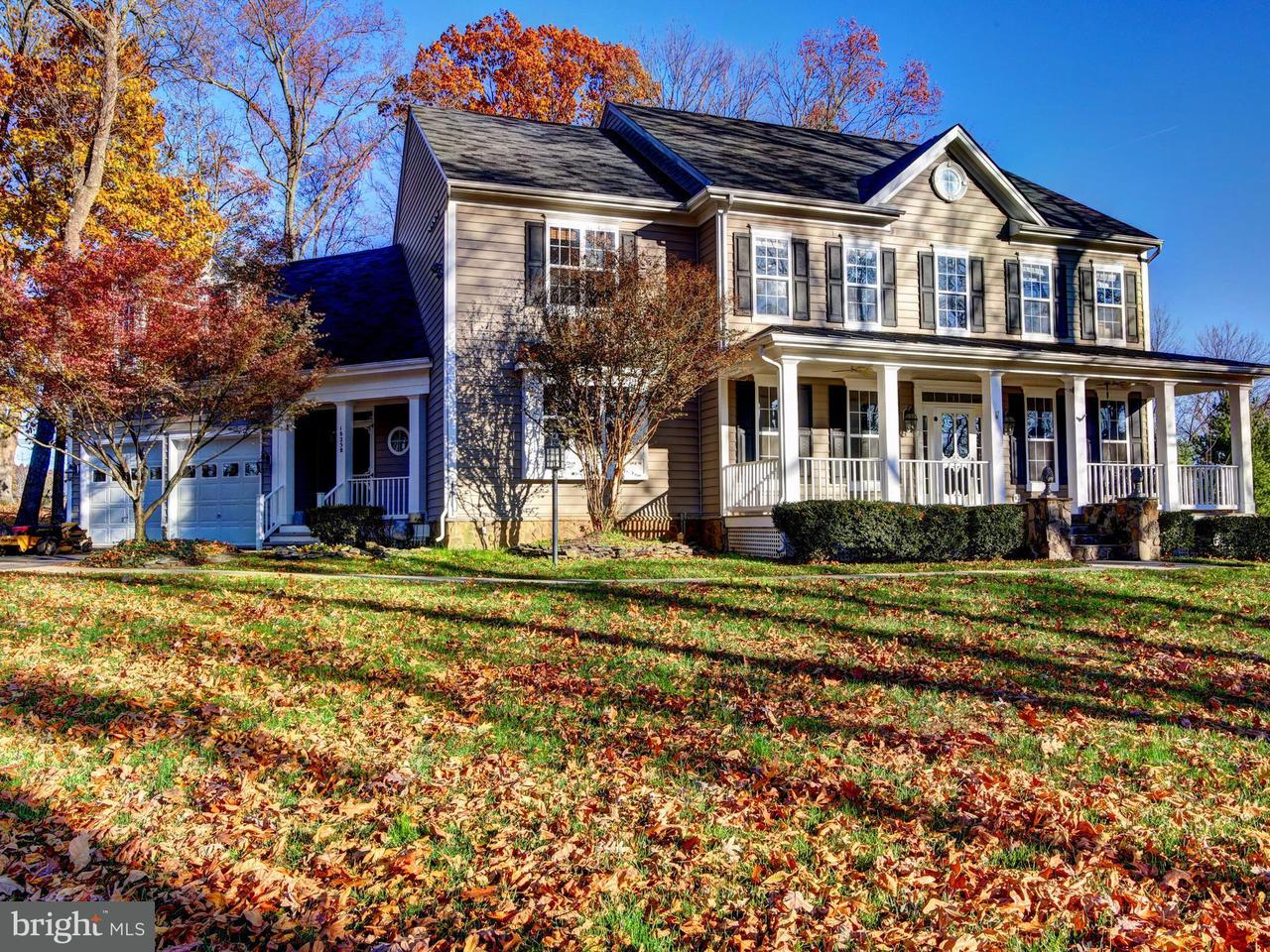 獨棟家庭住宅 為 出售 在 18258 CHESTNUT GROVE Court 18258 CHESTNUT GROVE Court Purcellville, 弗吉尼亞州 20132 美國