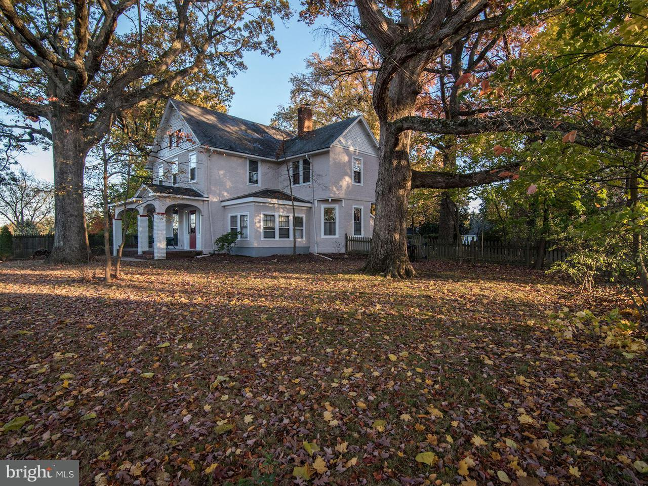 Single Family Home for Sale at 550 READING Avenue 550 READING Avenue Rockville, Maryland 20850 United States