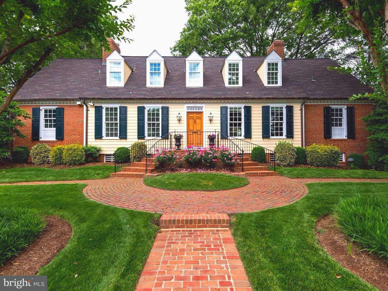 Single Family Home for Sale at 502 CATHEDRAL Drive 502 CATHEDRAL Drive Alexandria, Virginia 22314 United States