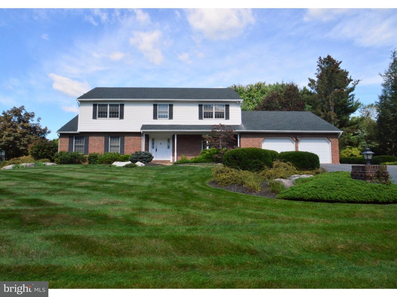단독 가정 주택 용 매매 에 880 YORKSHIRE Road Northampton, 펜실바니아 18017 미국