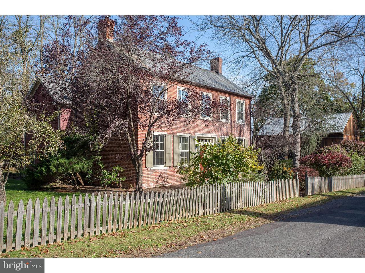 独户住宅 为 出租 在 8 2ND Street Erwinna, 宾夕法尼亚州 18920 美国