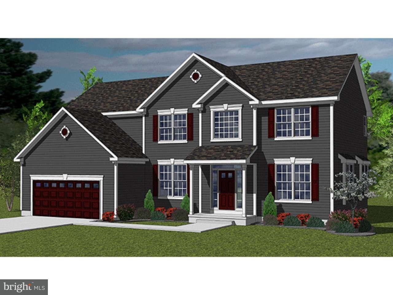 Maison unifamiliale pour l Vente à L11.02 THREE BRIDGE Road Monroeville, New Jersey 08343 États-Unis