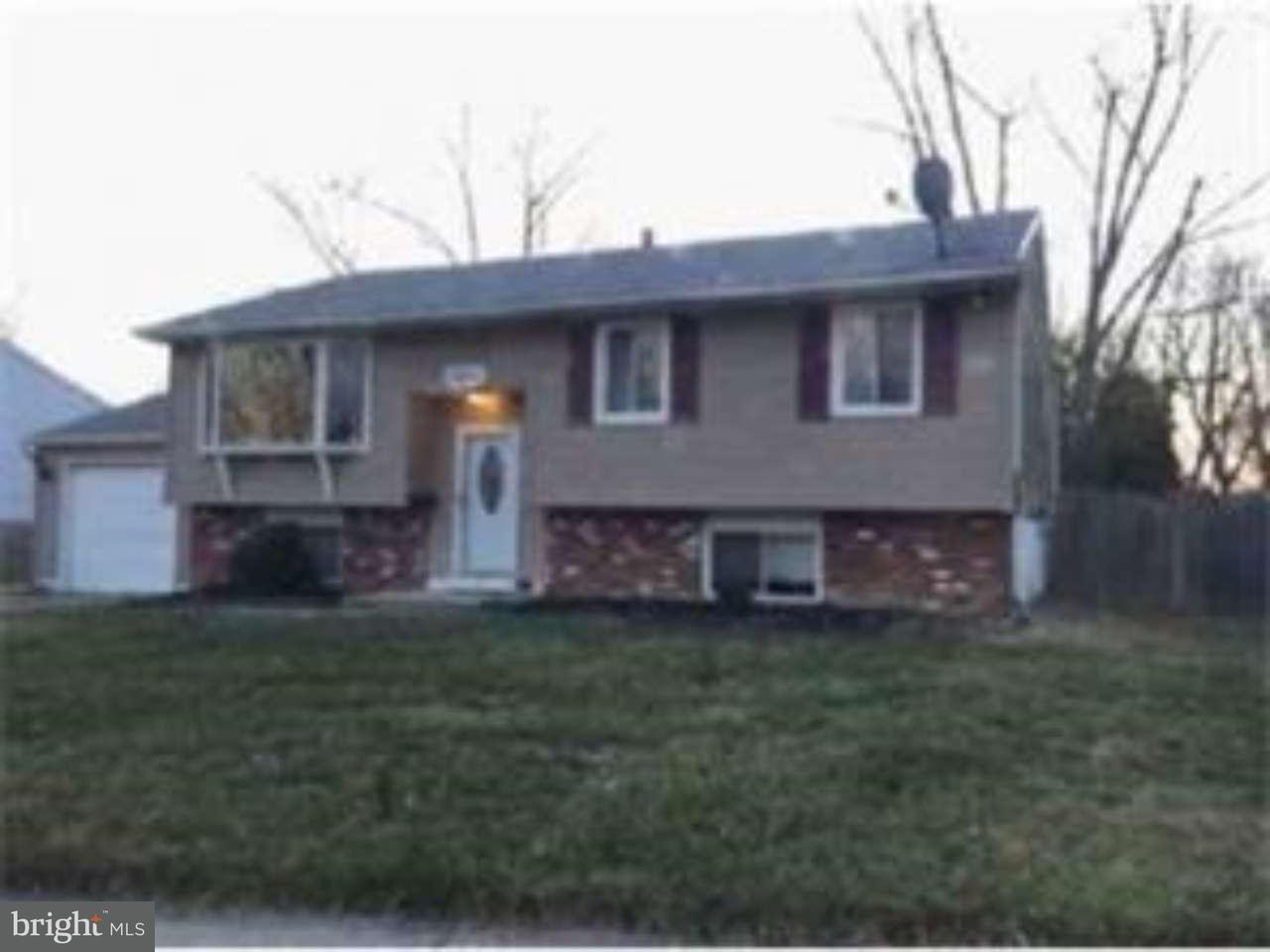 Частный односемейный дом для того Продажа на 604 HEMMINGS WAY Lawnside, Нью-Джерси 08045 Соединенные Штаты