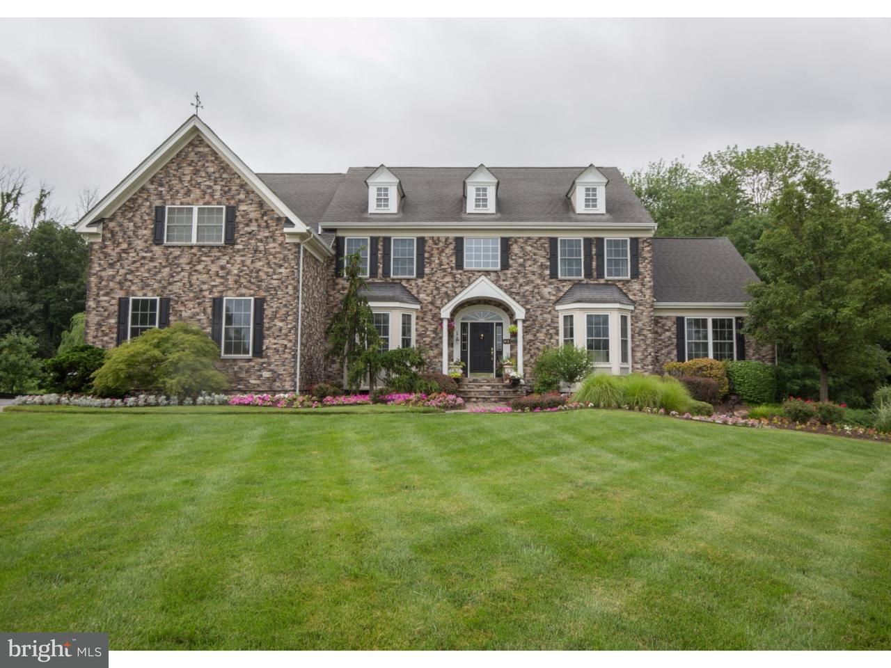 独户住宅 为 销售 在 31 SIENNA Circle Ivyland, 宾夕法尼亚州 18974 美国