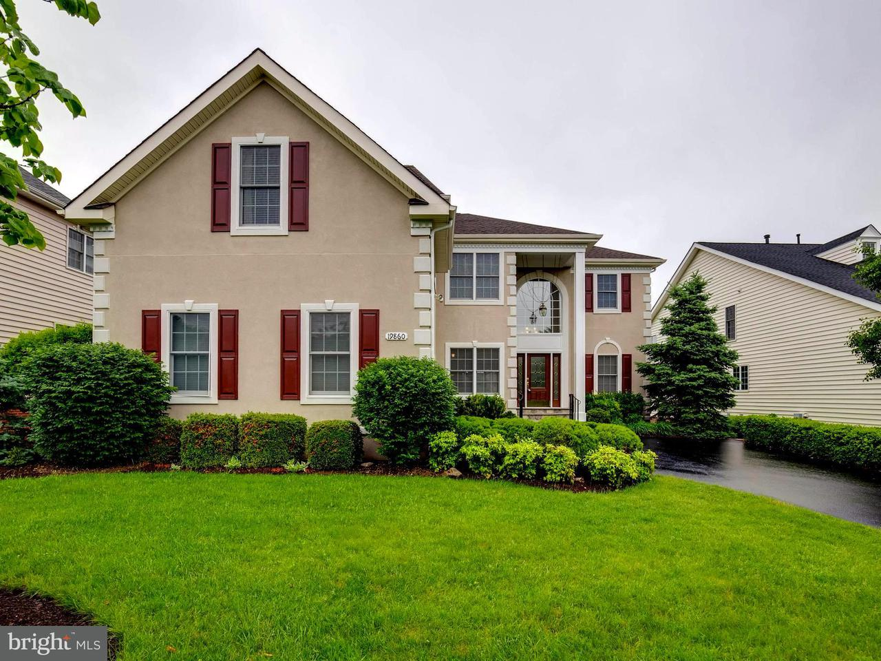 Single Family Home for Sale at 19860 BETHPAGE Court 19860 BETHPAGE Court Ashburn, Virginia 20147 United States