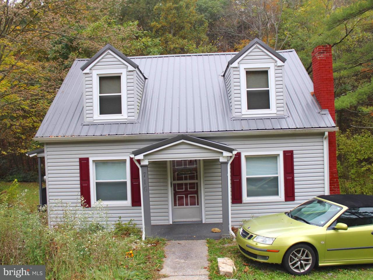 Single Family for Sale at 716 Sandy Run Road Hopewell, Pennsylvania 16650 United States