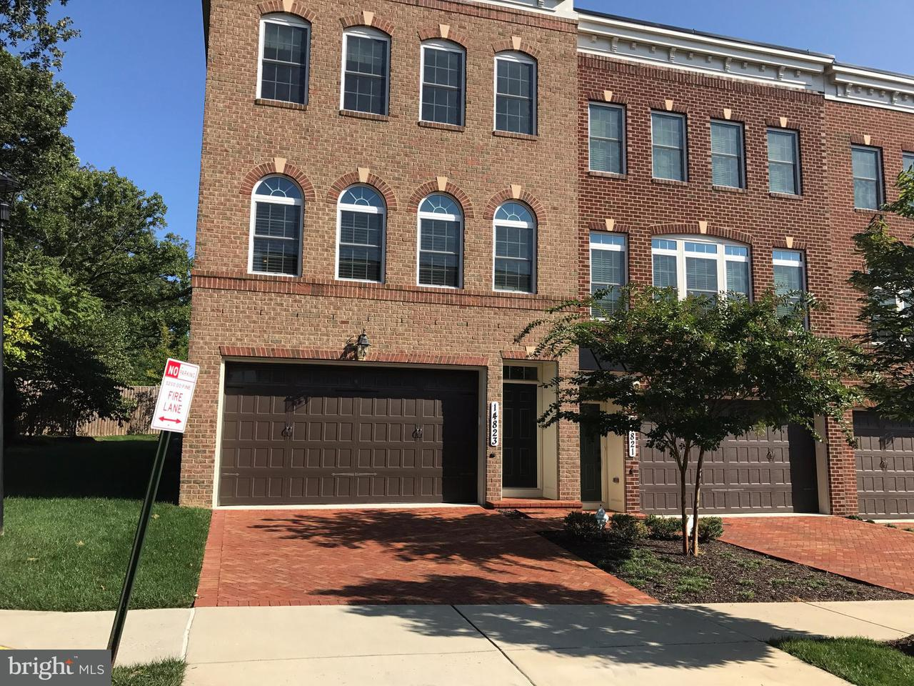 Townhouse for Sale at 14823 WOOTTON MANOR Court 14823 WOOTTON MANOR Court Rockville, Maryland 20850 United States