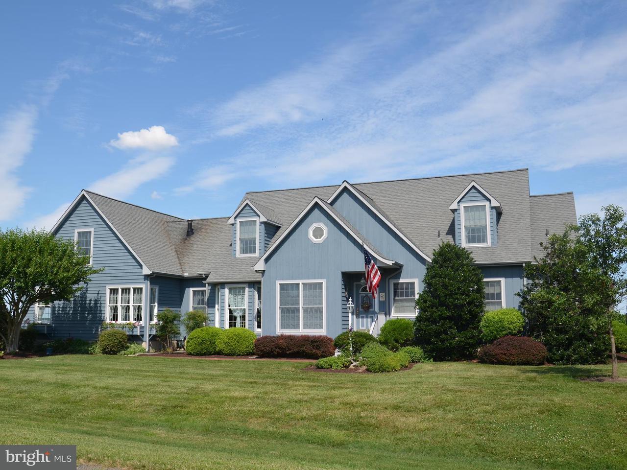 獨棟家庭住宅 為 出售 在 21525 Island Club Road 21525 Island Club Road Tilghman, 馬里蘭州 21671 美國