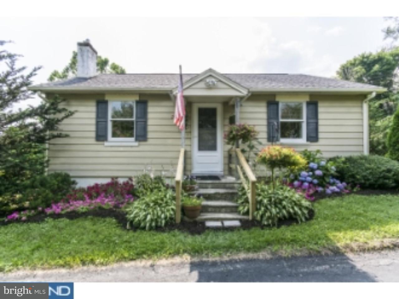 Single Family Home for Rent at 70 LANCASTER PIKE Oxford, Pennsylvania 19363 United States