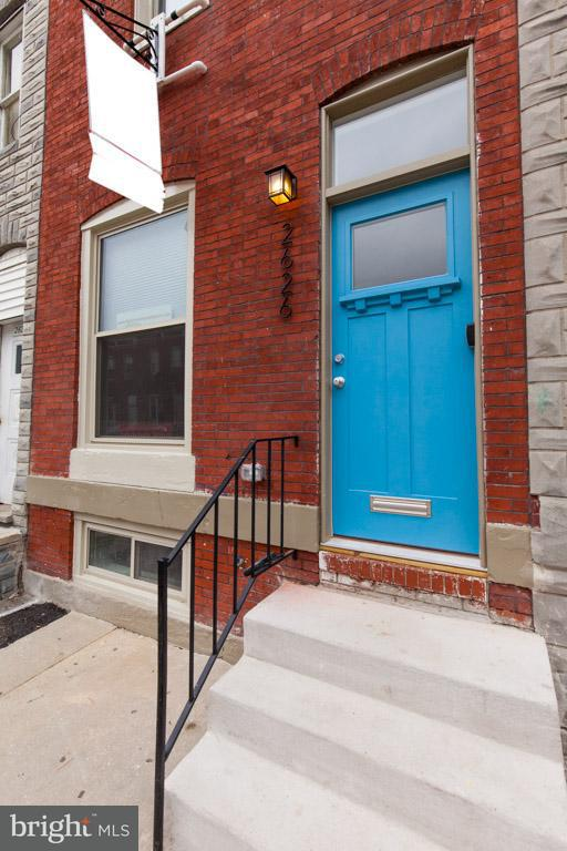 Single Family for Sale at 2626 Hampden Ave Baltimore, Maryland 21211 United States