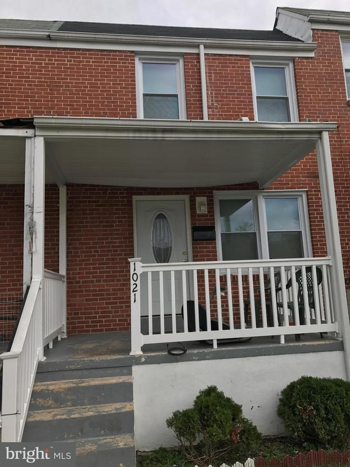 Other Residential for Rent at 1021 Rock Hill Ave Baltimore, Maryland 21229 United States