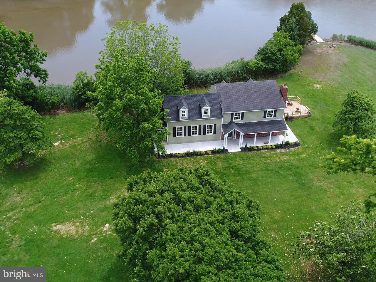 Farm for Sale at 2023 Dailsville Road 2023 Dailsville Road Cambridge, Maryland 21613 United States