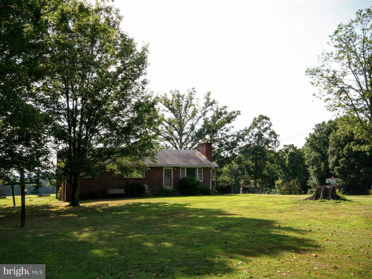 Farm for Sale at 7804 BLENHEIM Road 7804 BLENHEIM Road Scottsville, Virginia 24590 United States