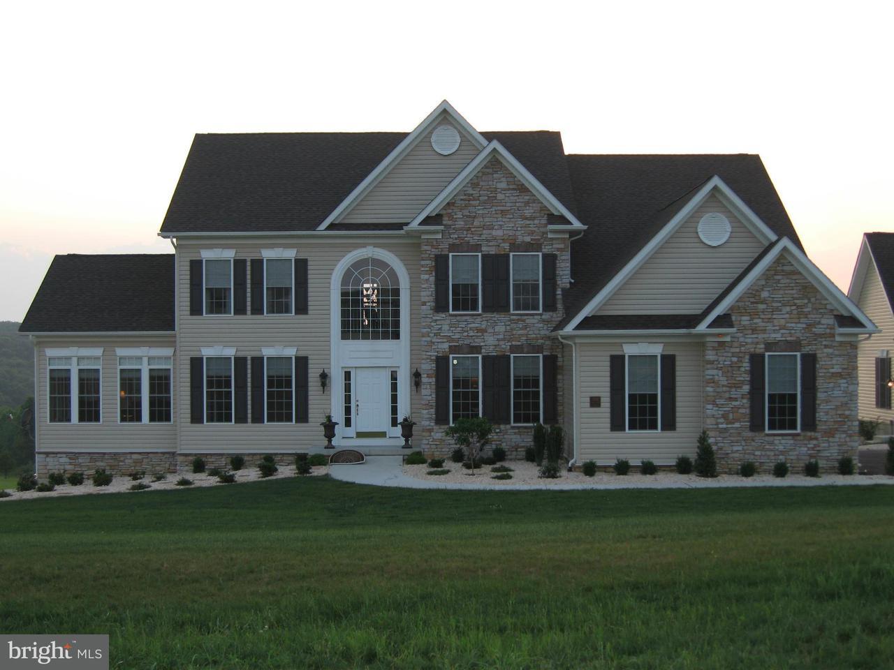 Casa Unifamiliar por un Venta en 2303 WALNUT SPRING Court 2303 WALNUT SPRING Court White Hall, Maryland 21161 Estados Unidos