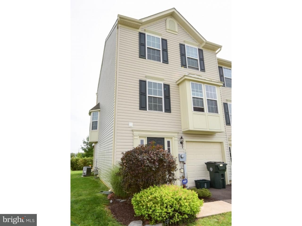 Maison accolée pour l Vente à 1024 SPARROW WAY Breinigsville, Pennsylvanie 18031 États-Unis