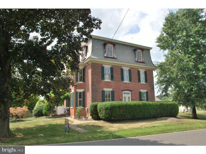 Maison unifamiliale pour l Vente à 291 LEIDY Road Franconia, Pennsylvanie 18964 États-Unis