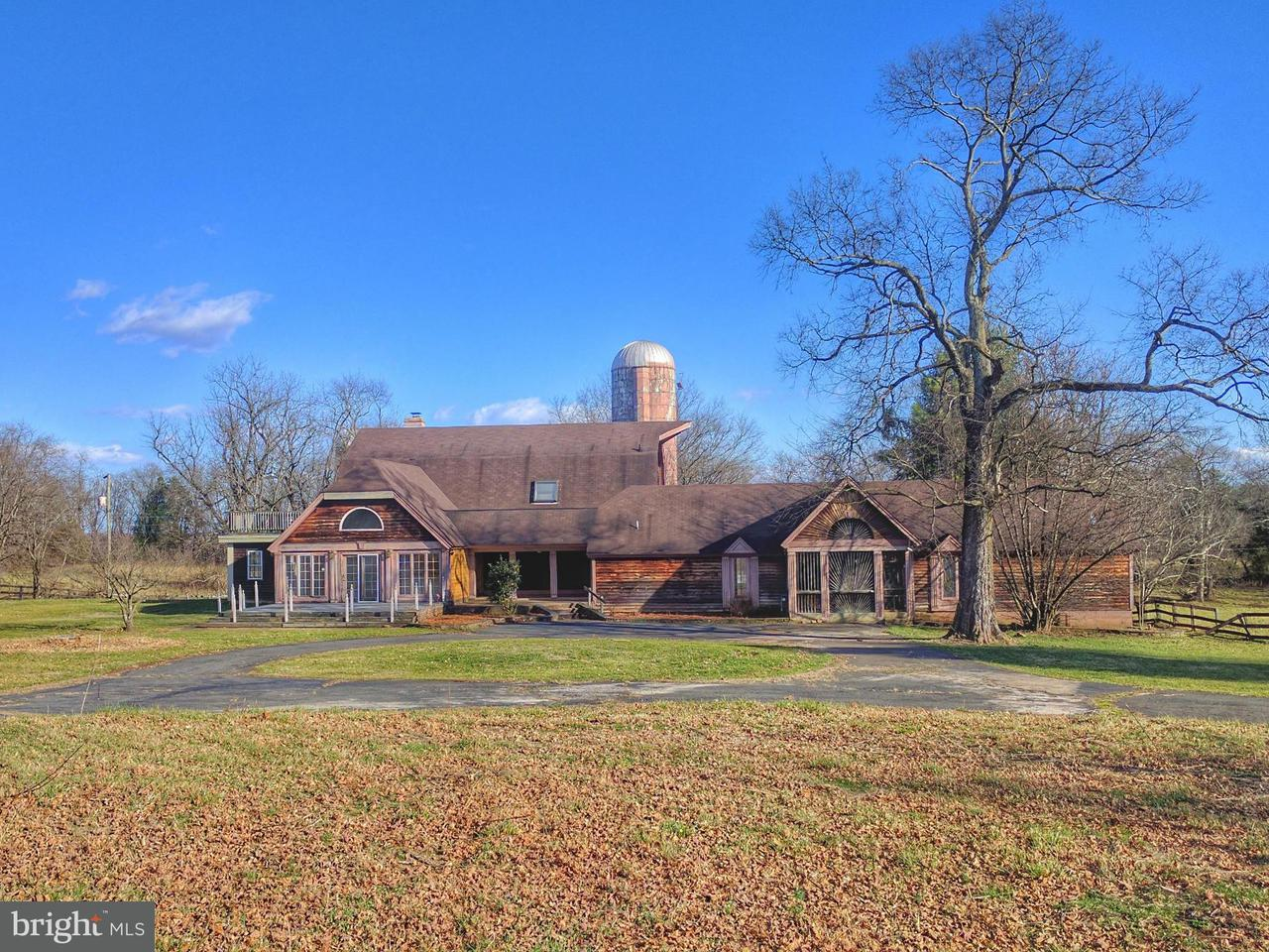 Farm for Sale at 8747 COUNTRY VIEW Drive 8747 COUNTRY VIEW Drive Catlett, Virginia 20119 United States