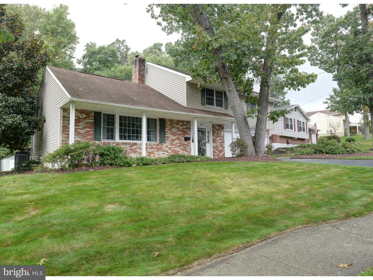 Частный односемейный дом для того Продажа на 510 CAMBRIDGE Road Turnersville, Нью-Джерси 08012 Соединенные Штаты