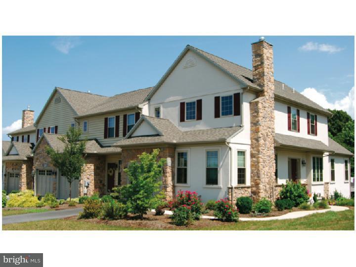 Maison accolée pour l à louer à 318 SWEET WATER PATH Cochranville, Pennsylvanie 19330 États-Unis