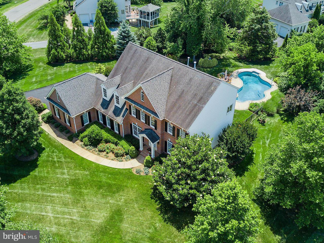 Einfamilienhaus für Verkauf beim 1156 MILLWOOD POND Drive 1156 MILLWOOD POND Drive Herndon, Virginia 20170 Vereinigte Staaten