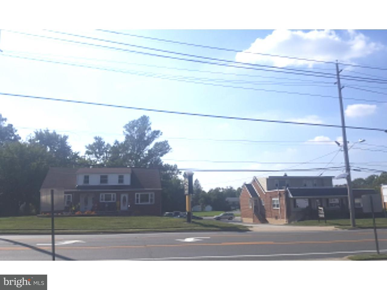 Single Family Home for Sale at 121 N BLACK HORSE PIKE Mount Ephraim, New Jersey 08059 United States
