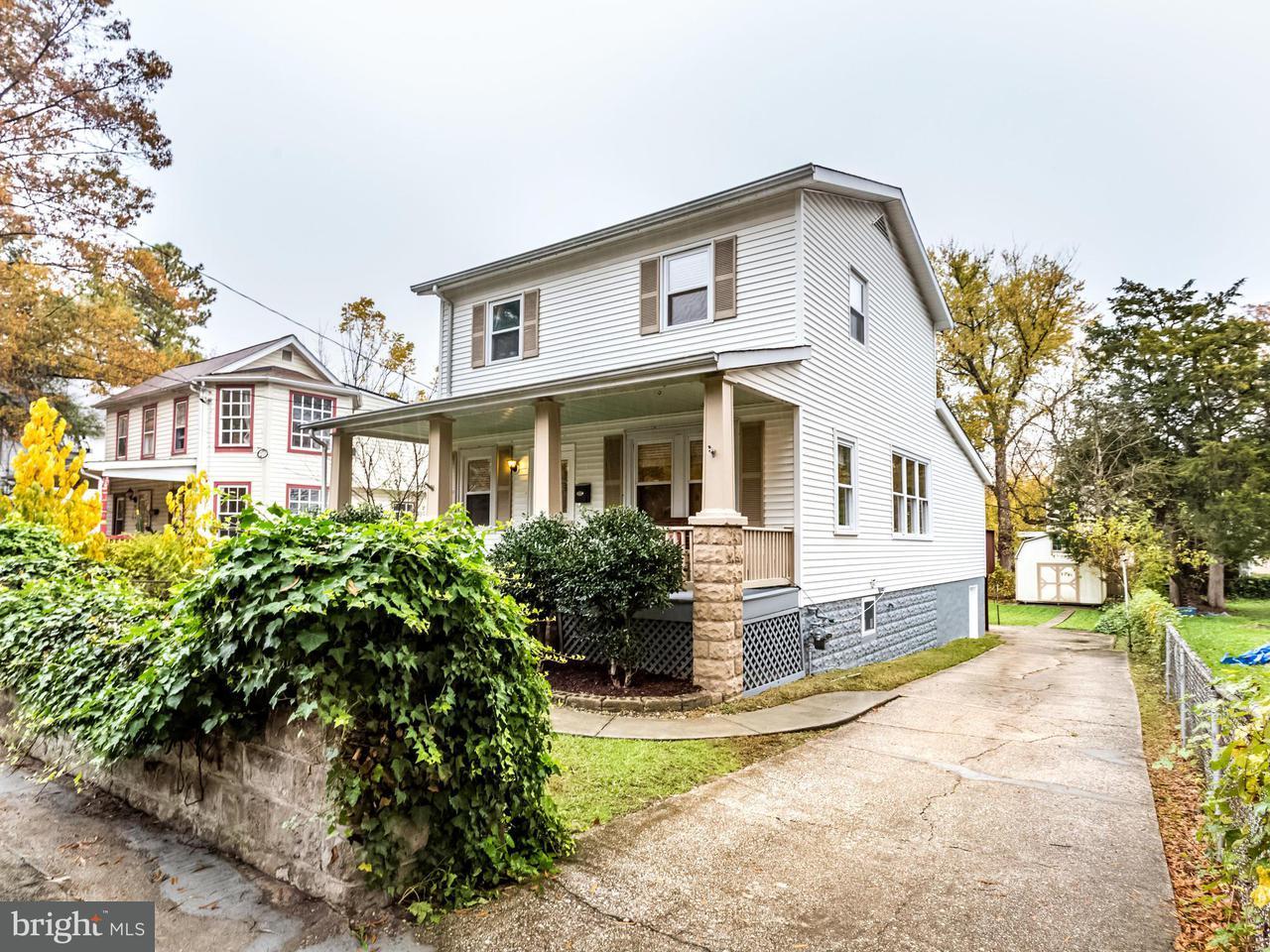 Einfamilienhaus für Verkauf beim 4111 29TH Street 4111 29TH Street Mount Rainier, Maryland 20712 Vereinigte Staaten