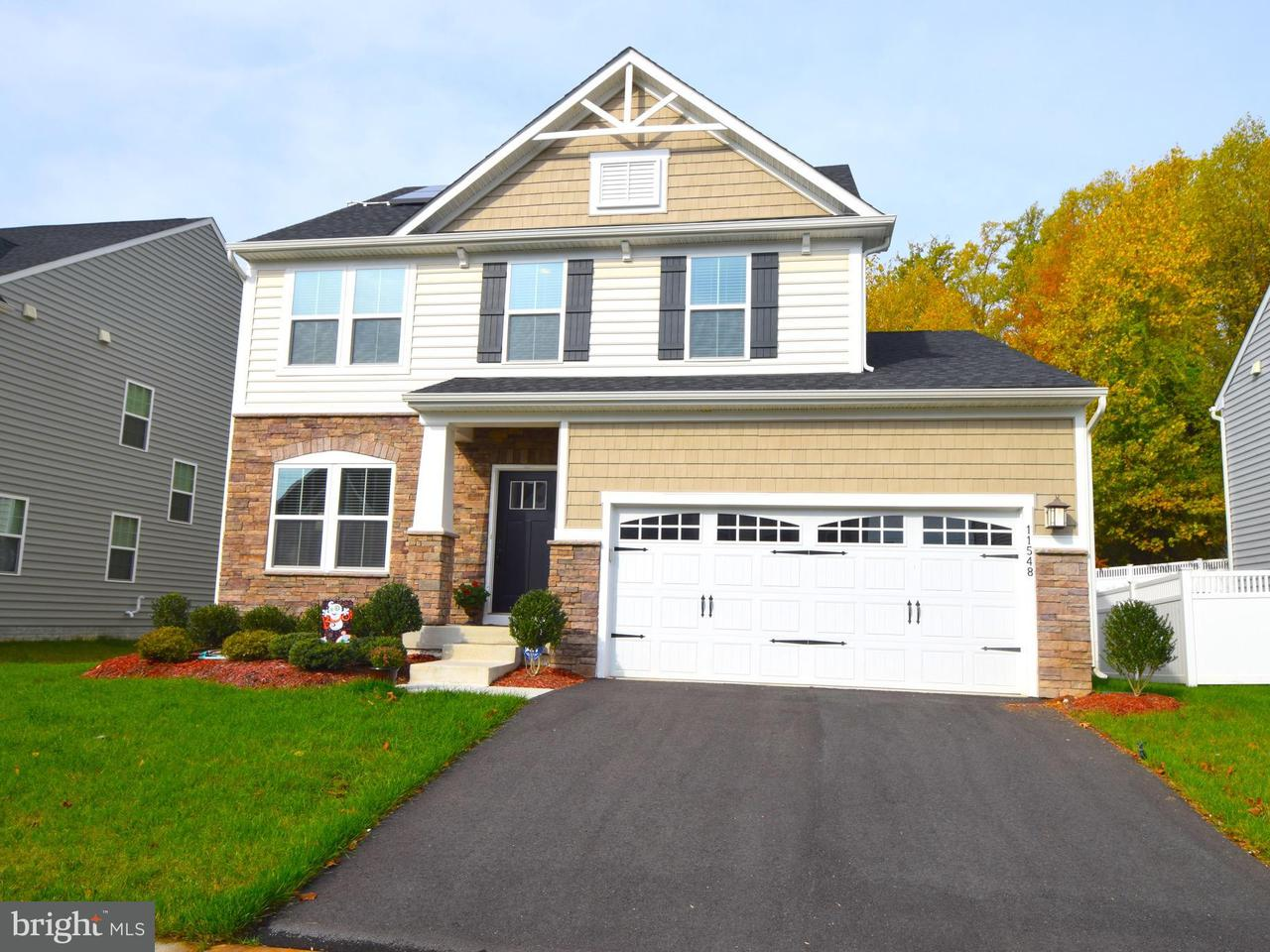 Maison unifamiliale pour l Vente à 11548 AUTUMN TERRACE Drive 11548 AUTUMN TERRACE Drive White Marsh, Maryland 21162 États-Unis