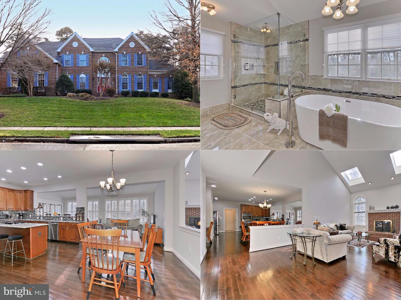 Casa Unifamiliar por un Venta en 12845 PARAPET WAY 12845 PARAPET WAY Oak Hill, Virginia 20171 Estados Unidos