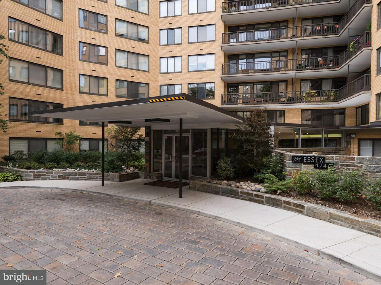Condominium for Sale at 4740 Connecticut Ave NW #108 Washington, District Of Columbia 20008 United States