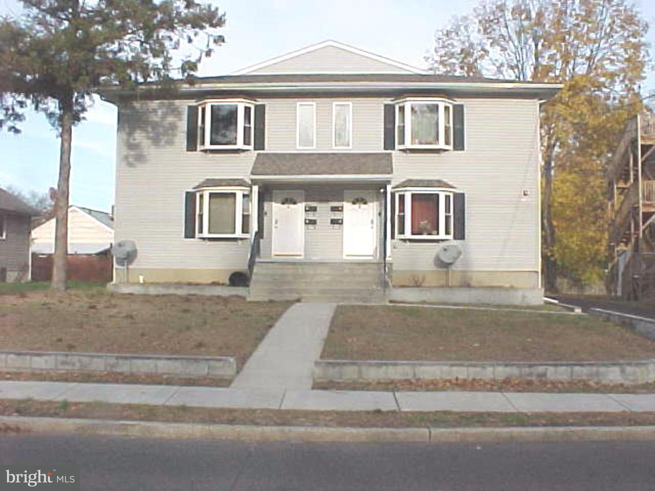 独户住宅 为 出租 在 3312 COVE RD #C Pennsauken, 新泽西州 08109 美国