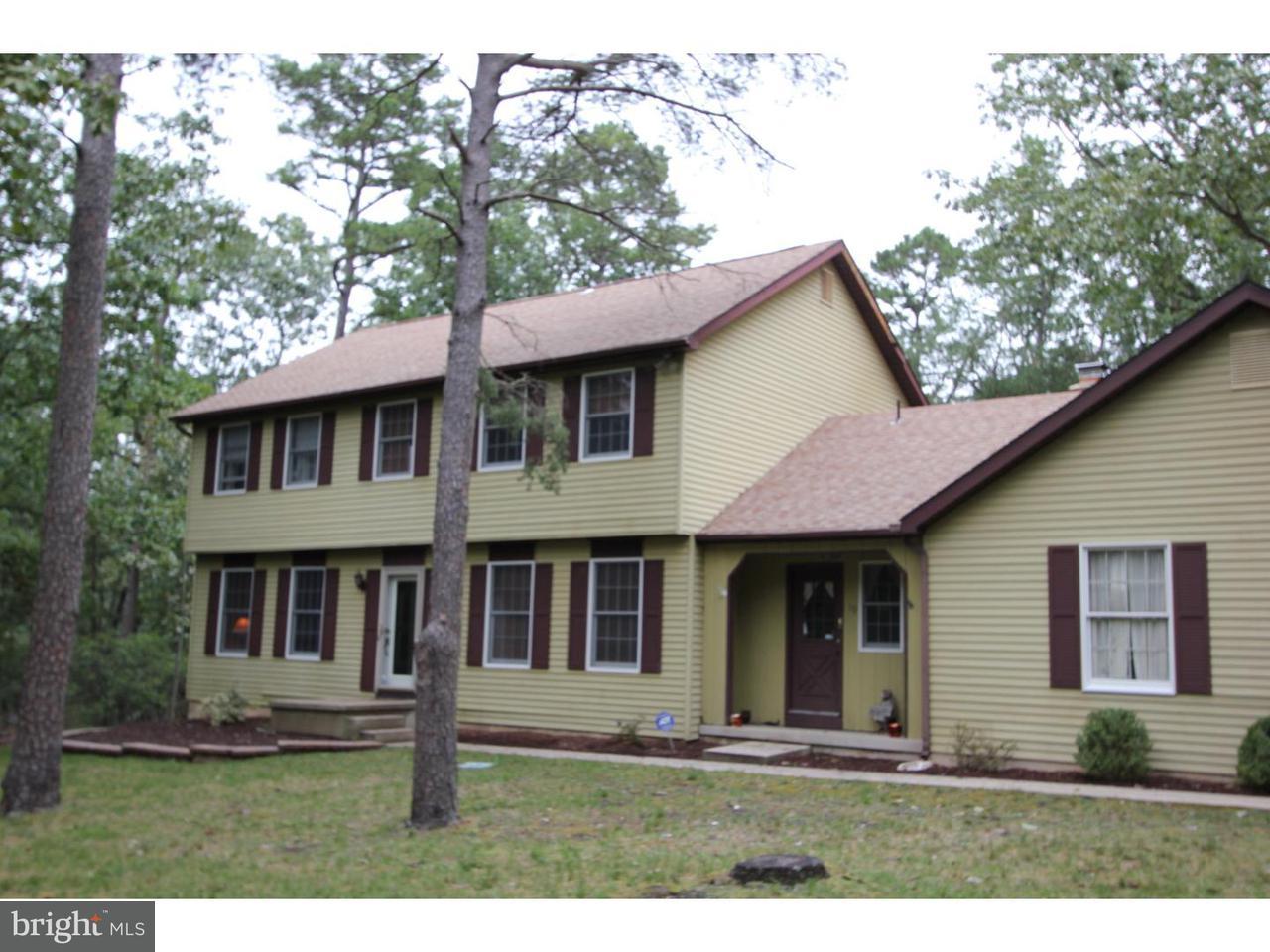 独户住宅 为 出租 在 19 ROBIN WAY Medford, 新泽西州 08055 美国