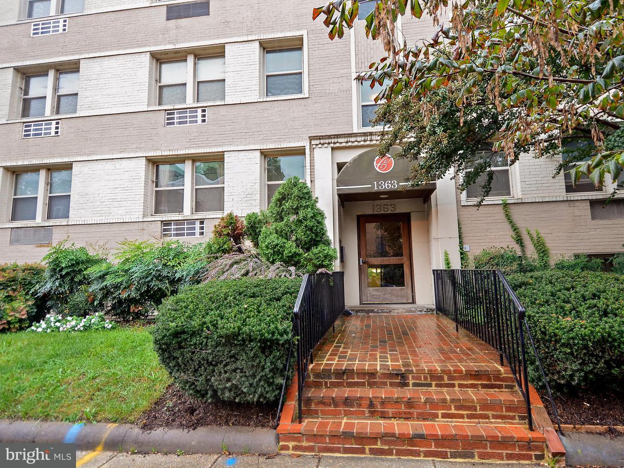 Condominium for Sale at 1363 K St SE #d Washington, District Of Columbia 20003 United States