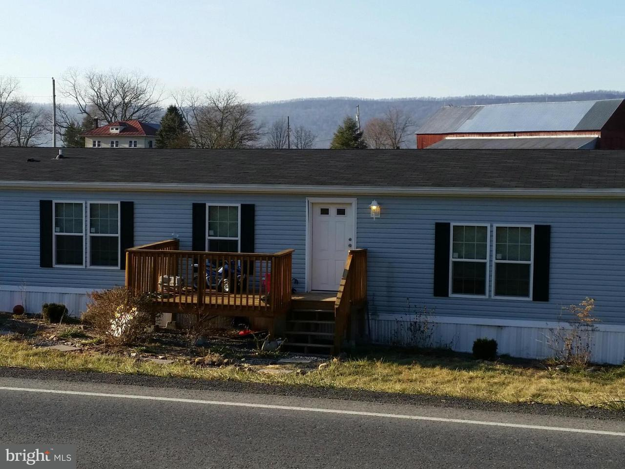 Single Family for Sale at 21571 Path Valley Rd Dry Run, Pennsylvania 17220 United States