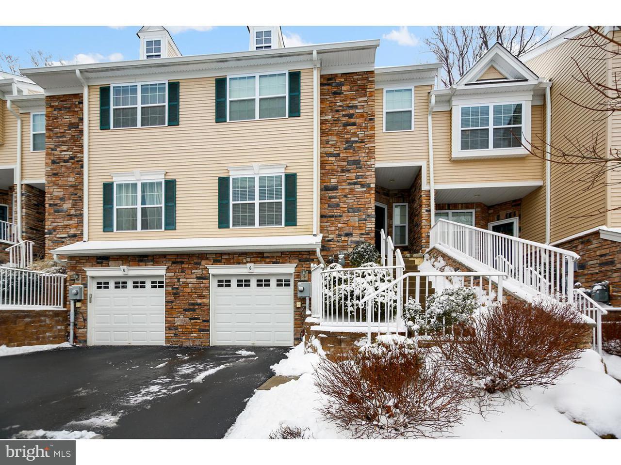 Σπίτι στην πόλη για την Πώληση στο 6 SCARBOROUGH Court Mount Olive, Νιου Τζερσεϋ 07828 Ηνωμενεσ Πολιτειεσ