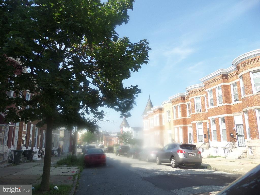 Single Family for Sale at 2221 Ruskin Ave Baltimore, Maryland 21217 United States