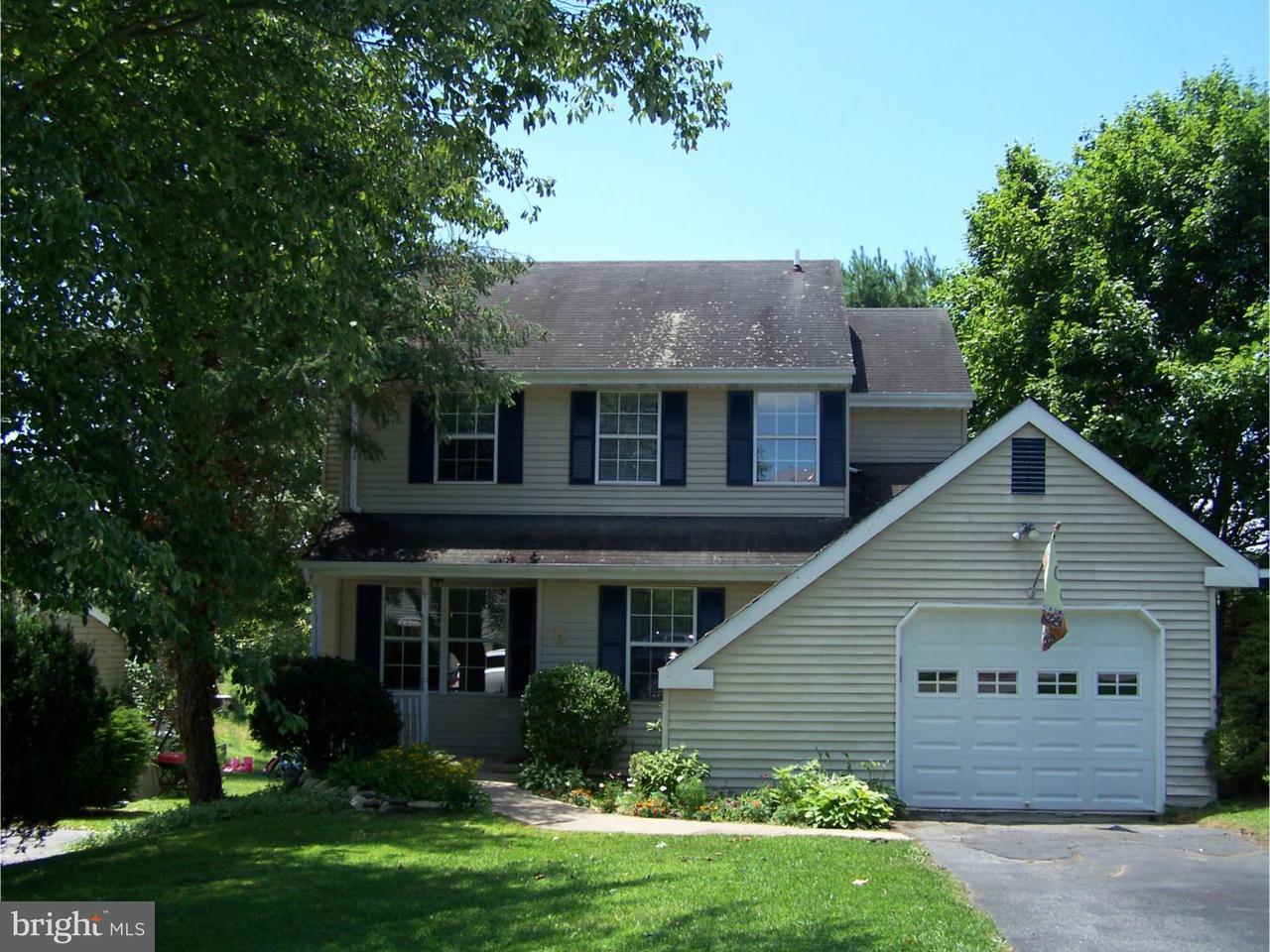 Maison unifamiliale pour l à louer à 1114 DELAWARE Lane Downingtown, Pennsylvanie 19335 États-Unis