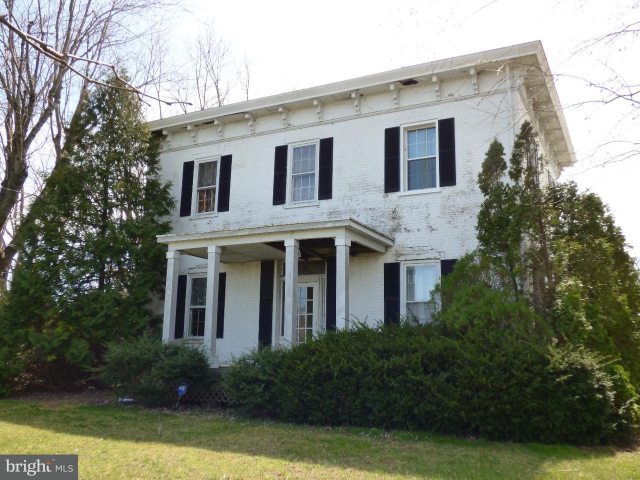 Maison unifamiliale pour l Vente à 87 E AMWELLBURY Road Elsinboro Township, New Jersey 08079 États-Unis
