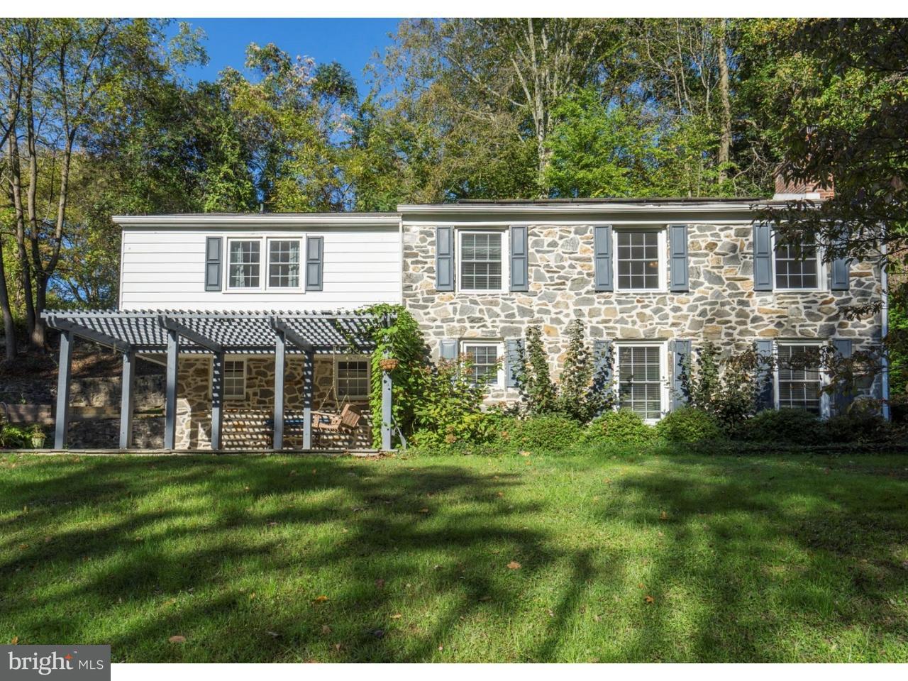 独户住宅 为 销售 在 1 CASTLE ROCK Drive Havertown, 宾夕法尼亚州 19083 美国