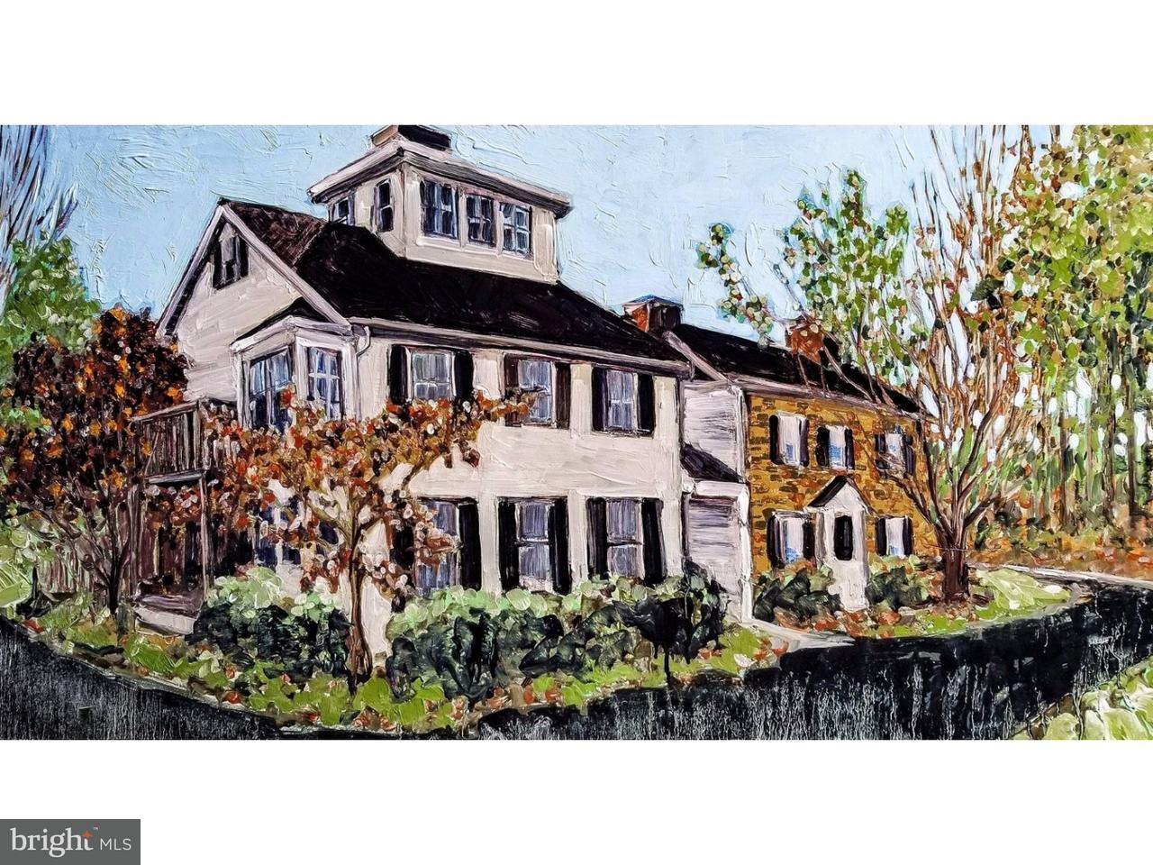 Частный односемейный дом для того Продажа на 6488 GREENHILL Road Lumberville, Пенсильвания 18933 Соединенные ШтатыВ/Около: Solebury Township
